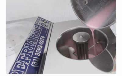 Calda maquina de sorvete SV-16